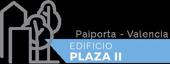 Logo Edificio PLAZA II