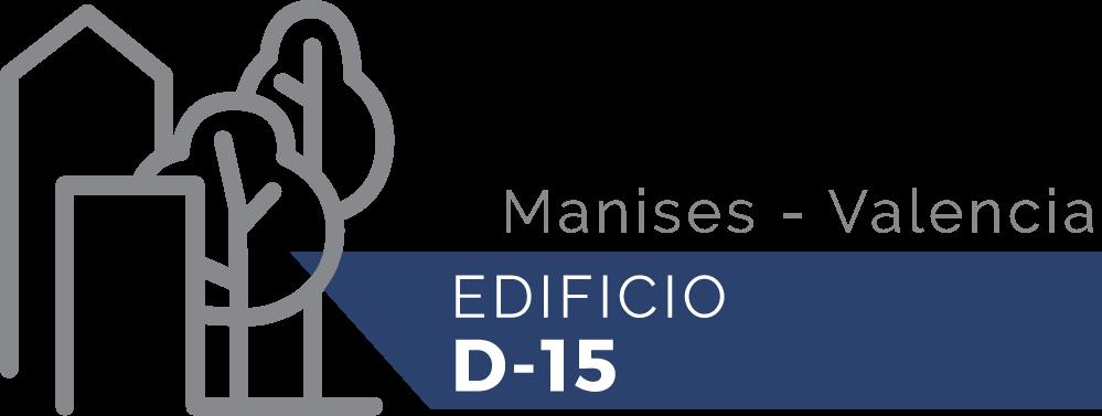 Logo Edificio D-15