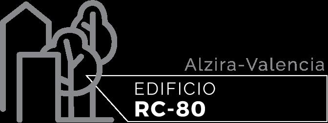 Logo Edificio RC-80